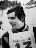 Champion Skiier Jean Claude Killy