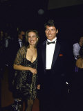 Actor Christopher Reeve and Wife Dana