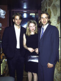 "Buy Actors Jonas Pate, Renee Zellweger and Josh Pate at the Film Premiere of ""Deceiver"" from Allposters"