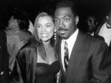 Actress Singer Vanessa L. Williams and Actor Comedian Eddie Murphy at Image Awards
