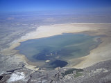 Rosamond Lake Near Edwards Airforce Base, California, USA