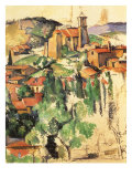 Buy Village of Gardanne, 1885 at AllPosters.com