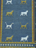 Bull of Adad and Other Symbols on the Ishtar Gate, Babylon, Mesopotamia, Iraq, Middle East