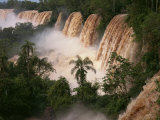 Iguassu Falls, UNESCO World Heritage Site, Misiones Region, Argentina, South America