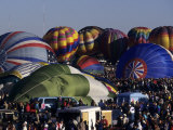 Ballooning, Albuquerque, Nm, Albuquerque, New Mexico, USA