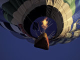 Hot Air Ballooning, Albuquerque, New Mexico, USA