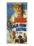 The Stranger from Arizona, Buck Jones, 1938