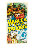 Harlem on the Prairie, Herb Jeffries, Connie Harris, 1937