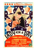 Lady for a Day, Warren William, Glenda Farrell, Guy Kibbee, 1933