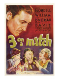 Three on a Match, Warren William, Bette Davis, Joan Blondell, Ann Dvorak, 1932