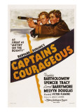 Captains Courageous, Freddie Bartholomew, Spencer Tracy, 1937