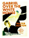 Gabriel over the White House, 1933