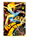 Flying Down to Rio, Midget Window Card, 1933