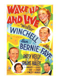 Wake Up and Live, Ben Bernie, Patsy Kelly, 1937