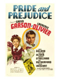 Pride and Prejudice, Greer Garson, Laurence Olivier, 1940