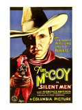Silent Men, Tim Mccoy, 1933
