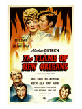 The Flame of New Orleans, Marlene Dietrich, Roland Young, 1941
