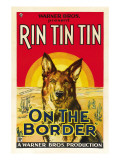 On the Border, Rin Tin Tin, 1930