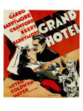 Grand Hotel, Joan Crawford, John Barrymore, 1932
