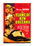 The Flame of New Orleans, Marlene Dietrich, Bruce Cabot, Roland Young, 1941