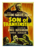 Son of Frankenstein, 1939