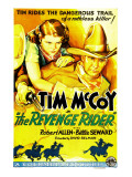 The Revenge Rider, Billie Seward, Tim Mccoy, 1935
