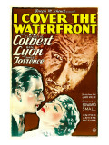 I Cover the Waterfront, Ben Lyon, Ernest Torrence, Claudette Colbert, 1933