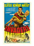 The Invaders (Aka 49th Parallel), Laurence Olivier, Glynis Johns, 1941