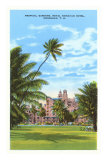 Royal Hawaiian Hotel, Honolulu, Hawaii