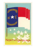 Flag of North Carolina