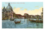 Buy Grand Canal, Salute Church, Venice, Italy at AllPosters.com