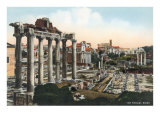 Buy The Forum, Rome at AllPosters.com