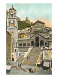 Buy Cathedral, Amalfi, Italy at AllPosters.com