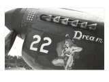 Nose Art, Dream, Pin-Up