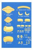 Varieties of Pasta