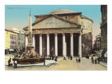 Buy The Pantheon, Rome at AllPosters.com