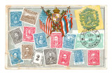 Old Stamps of Hawaii