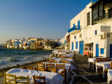 Little Venice, Mykonos, Greece