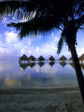 Over Water Bungalows, Rangiroa, French Polynesia