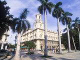 The Gran Teatro De La Habana, Cuba