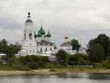 Golden Ring City, Volga, Yaroslavl, Russia