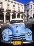 Classic Cars, Old City of Havana, Cuba