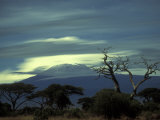 Summit of Mount Kilimanjaro, Amboseli National Park, Kenya