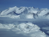 Mount Vinson Massif (16, 059') Antarctica's Highest Summit