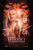 Star Wars Episode I (oversized postcard)