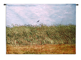 Wheat Field with a Lark Wall Tapestry