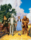 The Wizard of Oz: Glitter Yellow Brick Road