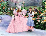 The Wizard of Oz: Glitter Glinda