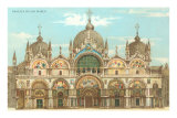 Buy St. Mark's Basilica at AllPosters.com