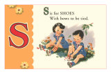 S is for Shoes